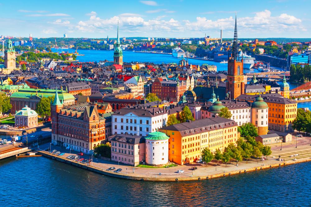 Stockholm – Nordens Venedig