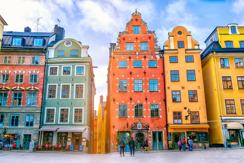 Priset för en hotellnatt i Stockholm